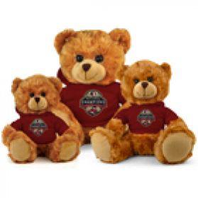 2013 FSU Nat'l Championship Hoodie Bear