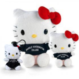 Harold Washington Hello Kitty