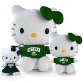 Ohio Univ Hello Kitty