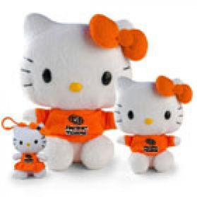 Univ Of The Pacific Hello Kitty