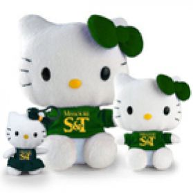 Missouri S&T Hello Kitty