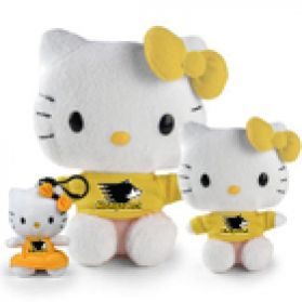 Michigan Tech Hello Kitty