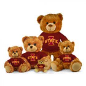 Iowa State Jersey Bear