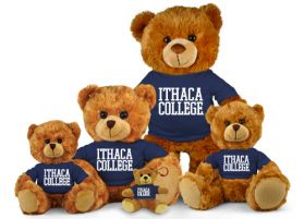 Ithaca College Jersey Bear