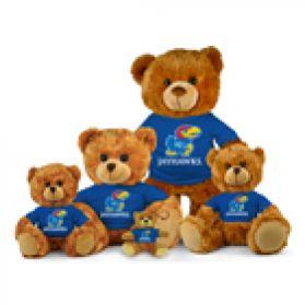 Kansas Jersey Bear