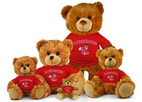 Lynchburg Jersey Bear