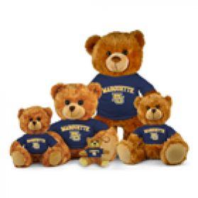 Marquette Jersey Bear