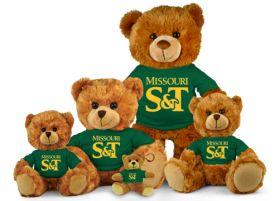 Missouri S&T Jersey Bear