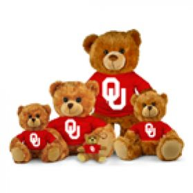 Oklahoma Jersey Bear