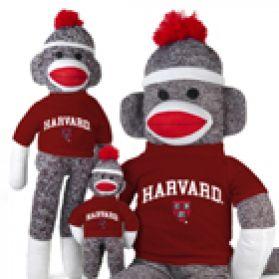Harvard Sock Monkey