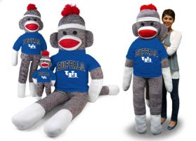 Univ At Buffalo Sock Monkey