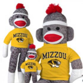 Missouri Sock Monkey