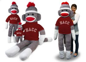 Central Penn Sock Monkey