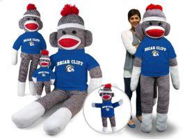 Briar Cliff Sock Monkey