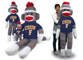 Cal State Fullerton Sock Monkey