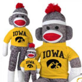 Iowa Sock Monkey