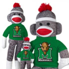 Marshall Sock Monkey