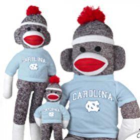North Carolina Sock Monkey