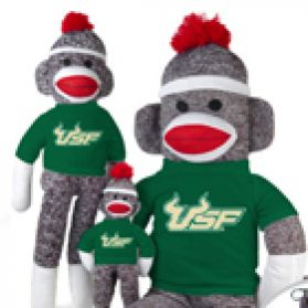 South Florida Sock Monkey
