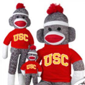 USC Sock Monkey