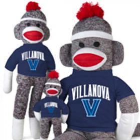 Villanova Sock Monkey