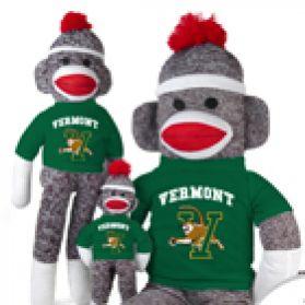 Vermont Sock Monkey