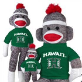 Hawaii Sock Monkey