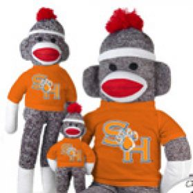 Sam Houston Sock Monkey