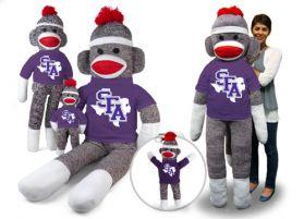 Stephen F Austin Sock Monkey