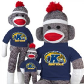 Kent State Sock Monkey