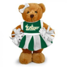 South Florida Cheerleader Bear