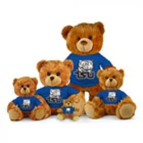 Tennessee State Jersey Bear