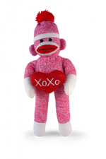 XOXO Sock Monkey