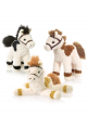 Laying Horse Assortment (3 asst., 7