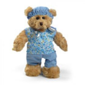 Scrubs Bear - Blue - 10