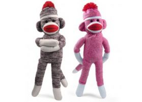 Sock Monkey 20