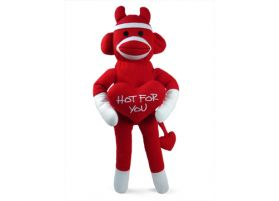 Hot For You Sock Monkey, 20