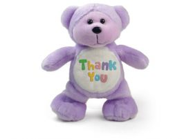 Message Bear - Thank You