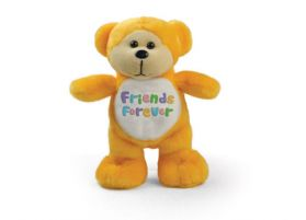 Message Bear - Friends Forever