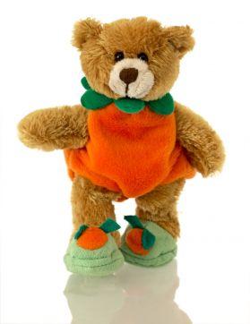 Orange Bear 7