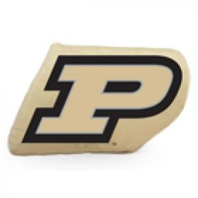 Purdue Logo Pillow