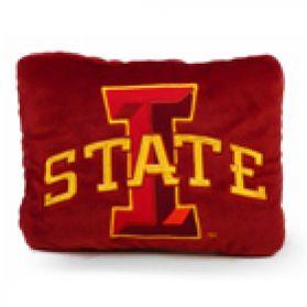 Iowa State Logo Pillow