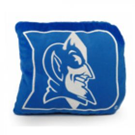 Duke Logo Pillow