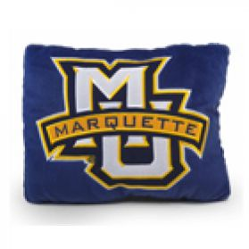 Marquette Logo Pillow