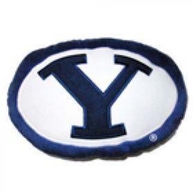 BYU Logo Pillow