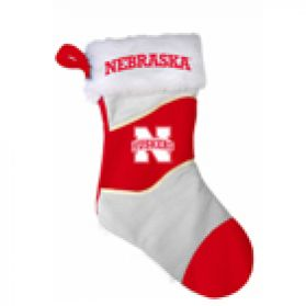 Nebraska Holiday Stocking