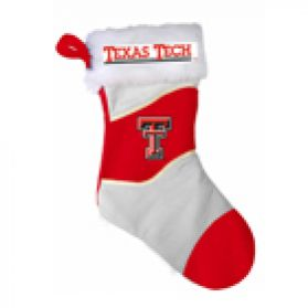 Texas Tech Holiday Stocking