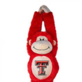Texas Tech Velcro Monkey