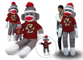 Boston College Sock Monkey