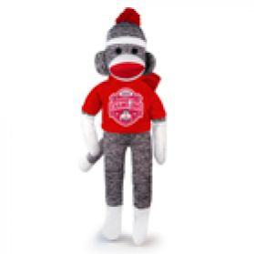 2014 Ohio State Nat'l Championship Sock Monkey 20